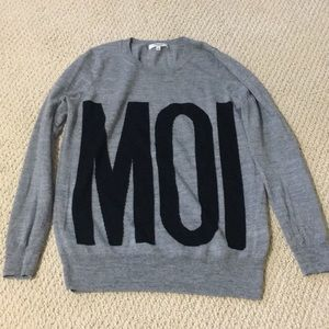 Madewell MOI sweater